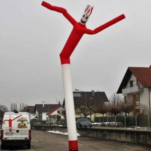 Skydancer mieten